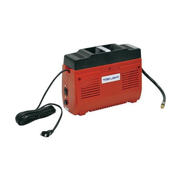 トーエイライト(TOEI LIGHT) エアコンプレッサーE1005 B-3548 ポンプ/コンプレッサー