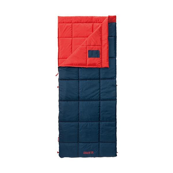 コールマン(Coleman) アウトドア用品 シュラフ パフォーマーIII C5 オレンジ 2000034774 キャンプ アウトドア 寝袋 封筒型