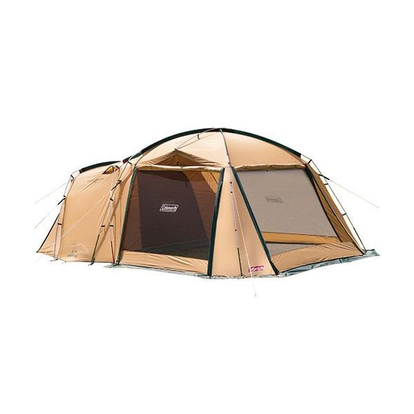 コールマン(Coleman) キャンプ タフスクリーン2ルームハウス テント 2000031571 ツールームテント 2ルームテント アウトドア 定番商品 大型|esports