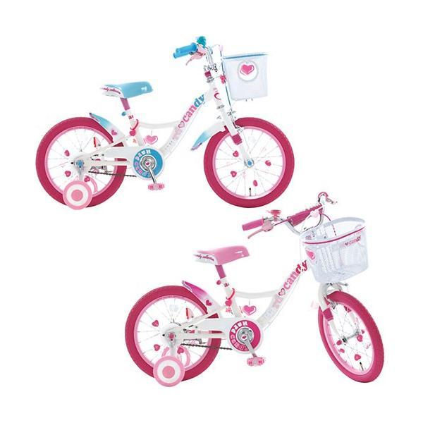 16インチ 子供用自転車 ハードキャンディ 補助輪付 幼児自転車 16hardcady 女の子 可愛い キッズ サイクル プレゼント|esports|02