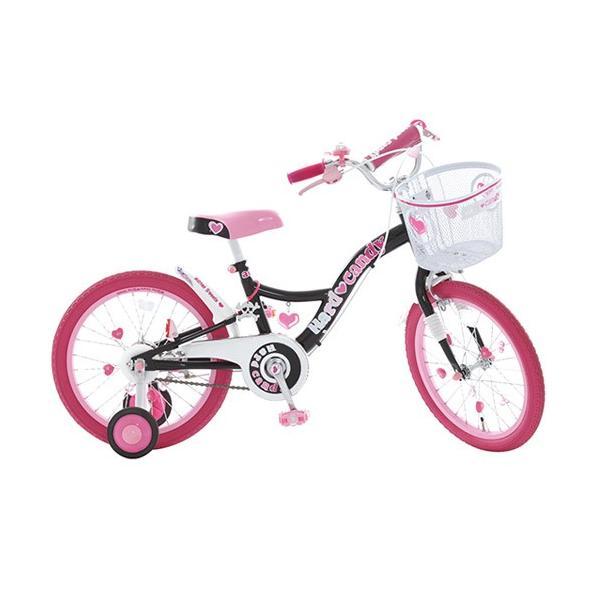 16インチ 子供用自転車 ハードキャンディ 補助輪付 幼児自転車 16hardcady 女の子 可愛い キッズ サイクル プレゼント|esports|03