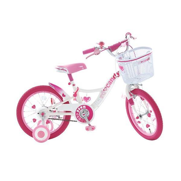 18インチ 子供用自転車 ハードキャンディ 補助輪付 幼児自転車 18hardcady 女の子 可愛い キッズ サイクル プレゼント|esports|03
