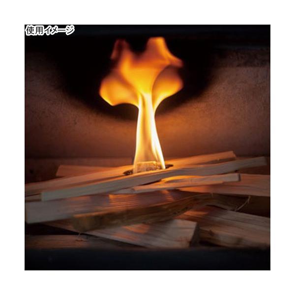 ファイヤーサイド(FIRESIDE) エコファン ウルトラエアー 800JP & 着火剤セット ファン 薪ストーブ 電源不要
