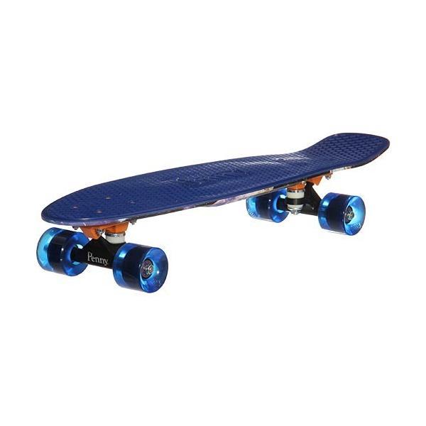 【並行輸入品】 PENNY SPACE GRAPHIC SERIES PNYCOMP27203 27インチ ニッケル スケートボード グラフィックシリーズ ペニー