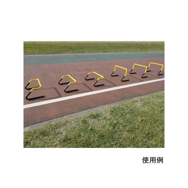 トレーニング ミニハードル 6個セット ESTH-030 部活動 ミニハードル 練習 アジリティ スピード ラダートレーニング 卒団記念|esports|02