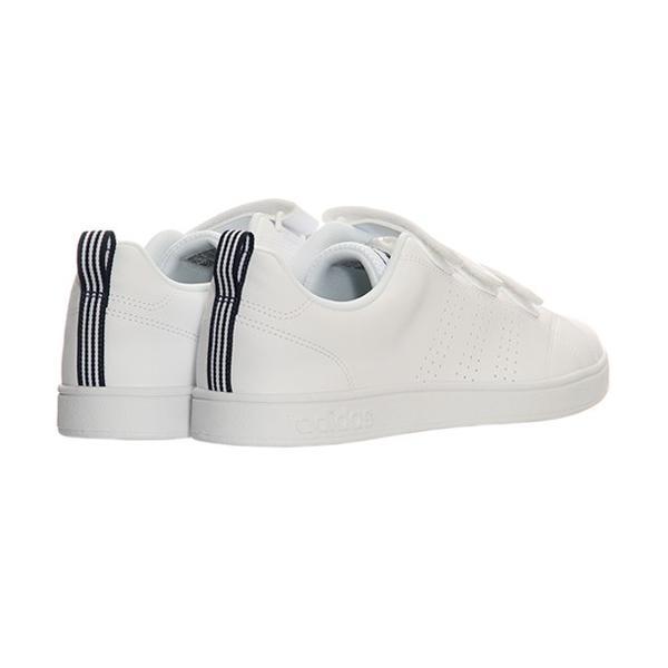 アディダス(adidas) ネオ(NEO) バルクリーン2 VALCLEAN2 CMF ベルクロ ホワイト/カレッジネイビー AW5211 アディダスネオ スニーカー メンズ レディース esports 03