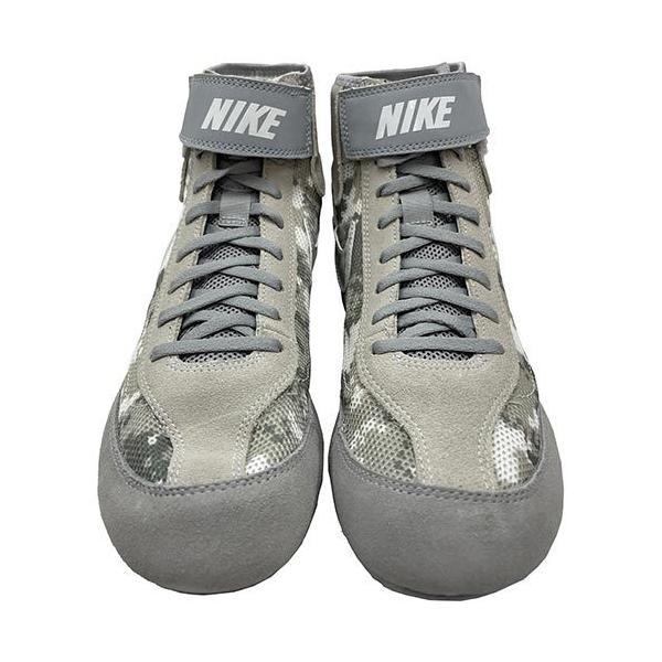 ナイキ(NIKE) メンズ レスリングシューズ スピードスイープ SPEEDSWEEP VII デジカモ 366683 003 靴 室内 インドアシューズ 格闘技 トレーニング