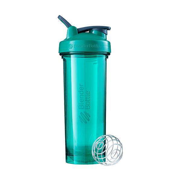 ブレンダーボトル(Blender Bottle) プロテインシェーカー プロ32 Pro32 (940ml) エメラルドグリーン BBPRO32 シェイカー ミキサー スクイズボトル
