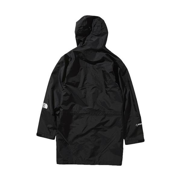 ノースフェイス(THE NORTH FACE) メンズ アウター マウンテンレインテックスコート Mountain Raintex Coat ブラック NP11940 K 防水 アウトドアウェア esports 02