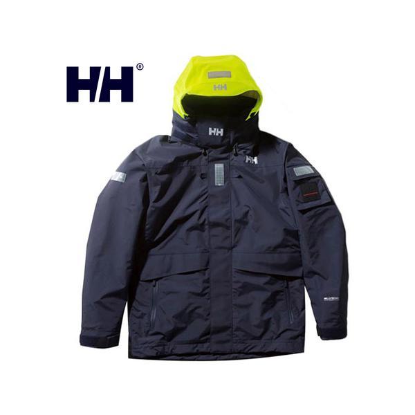 ヘリーハンセン(HELLY HANSEN) ジャケット メンズ セーリングウェア オーシャンフレイ Ocean Frey Jacket ヘリーブルー HH11990 HB セーリング マリンアウター