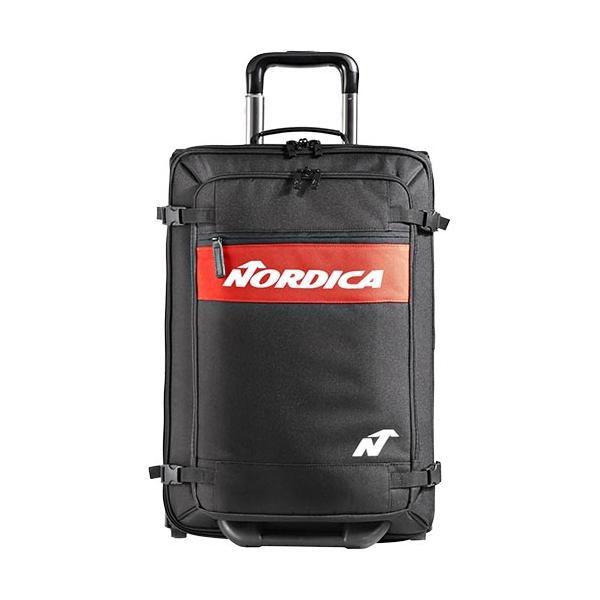 ノルディカ(NORDICA) スキー ビジネス トロリー BUSINESS TROLLEY ブラック 0N304600 100 スキーバッグ キャスター付き 旅行 トラベル バッグ 収納 鞄