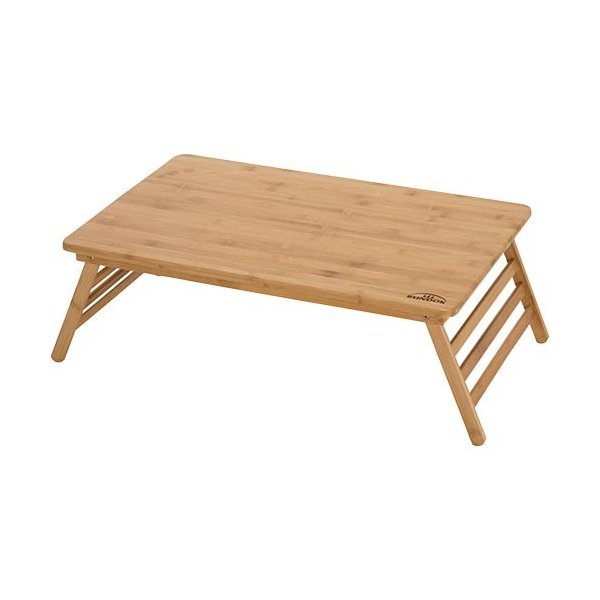 バンドック(BUNDOK) バンブーテーブル60 BD-192 アウトドア キャンプ バーベキュー テーブル 折りたたみ|esports