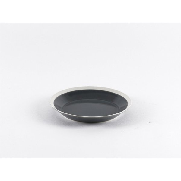 プレート 木村硝子店 × イイホシユミコ Dishes 180plate ( fog gray ) yumiko iihoshi  21549|esprit|02