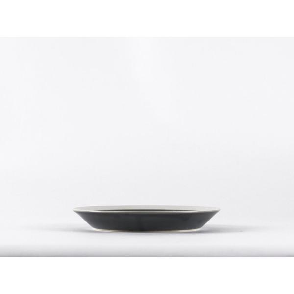 プレート 木村硝子店 × イイホシユミコ Dishes 180plate ( fog gray ) yumiko iihoshi  21549|esprit|03