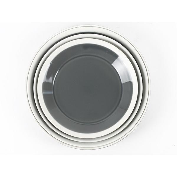 プレート 木村硝子店 × イイホシユミコ Dishes 180plate ( fog gray ) yumiko iihoshi  21549|esprit|07