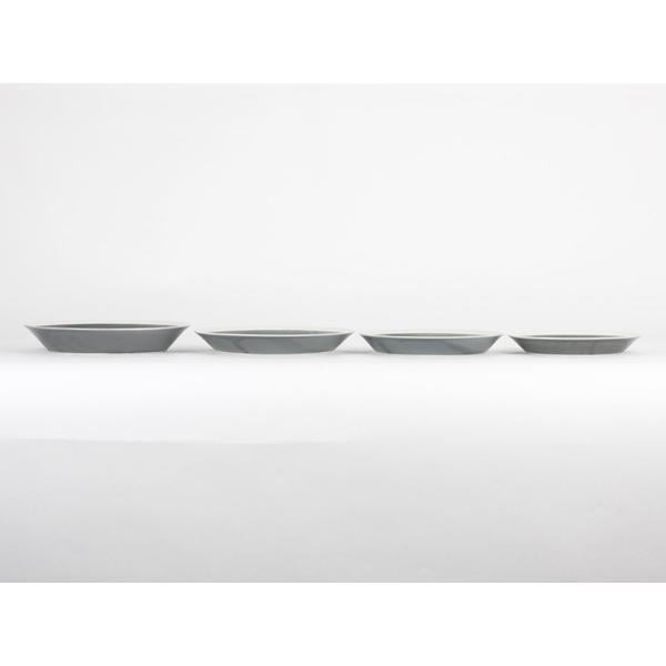 プレート 木村硝子店 × イイホシユミコ Dishes 180plate ( fog gray ) yumiko iihoshi  21549|esprit|08