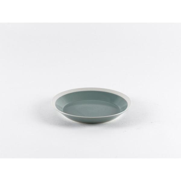 プレート 木村硝子店 × イイホシユミコ Dishes 180plate ( pistachio green ) yumiko iihoshi  21551|esprit|02