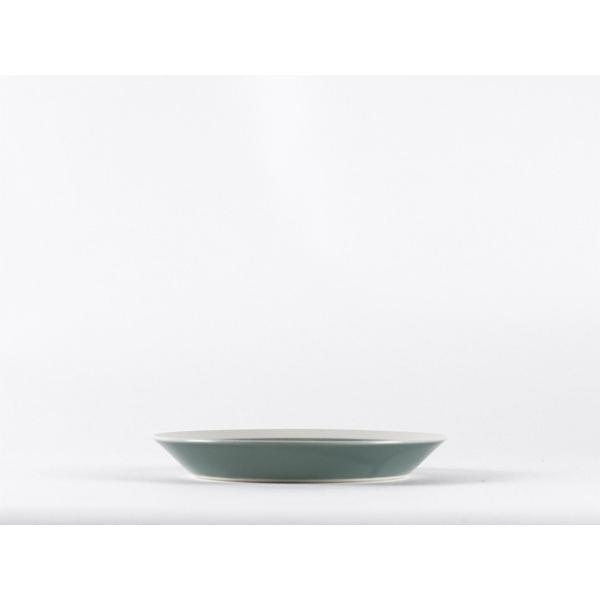 プレート 木村硝子店 × イイホシユミコ Dishes 180plate ( pistachio green ) yumiko iihoshi  21551|esprit|03