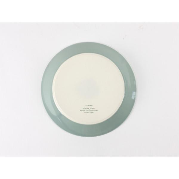 プレート 木村硝子店 × イイホシユミコ Dishes 180plate ( pistachio green ) yumiko iihoshi  21551|esprit|05