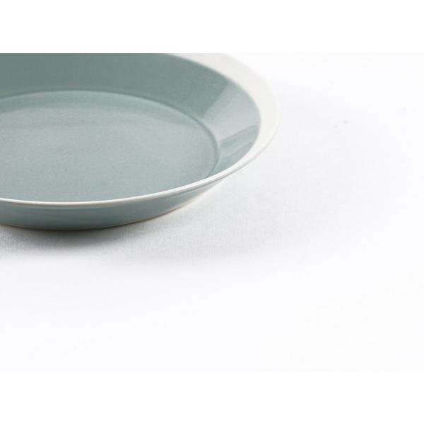プレート 木村硝子店 × イイホシユミコ Dishes 180plate ( pistachio green ) yumiko iihoshi  21551|esprit|06