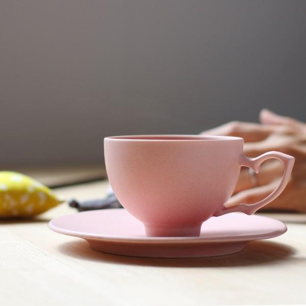 食器 貴族のコーヒーカップ(サクラ)  RYOTA AOKI pottery 青木良太  21612|esprit