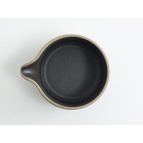 食器 波佐見焼 ハサミポーセリン ミルクピッチャー HPB028 φ8,5cm ブラック HASAMIPORCELAIN  15275|esprit|05