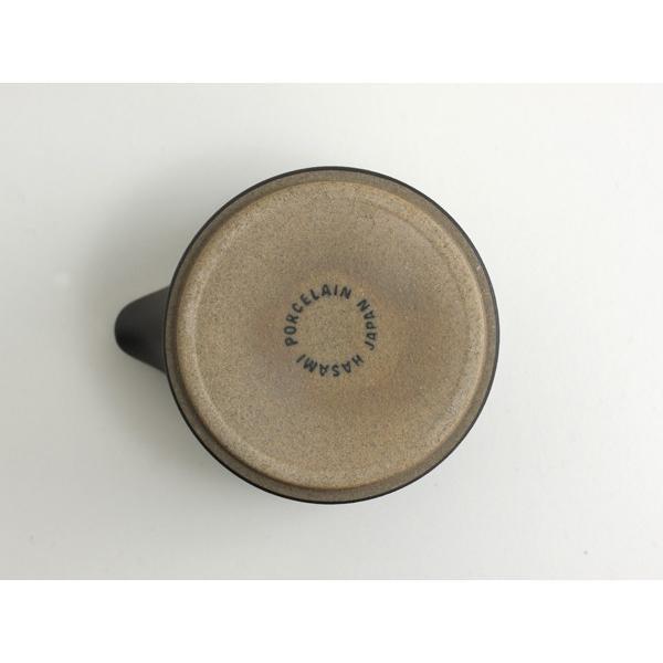 食器 波佐見焼 ハサミポーセリン ミルクピッチャー HPB028 φ8,5cm ブラック HASAMIPORCELAIN  15275|esprit|06
