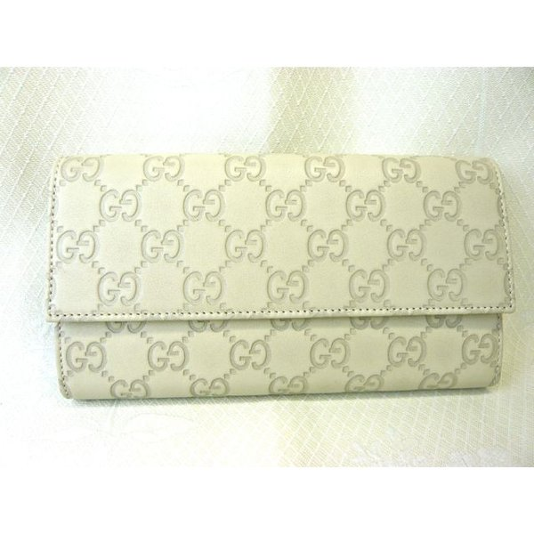 fb10565e433f グッチ 長財布 日本未発売 GUCCI GUCCISSIMA グッチッシマ レザー 257303AA61G LEATHER WALLET| essenceofstyle ...