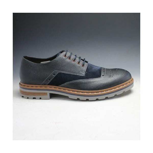 クラークス/Dargo Limit(ダーゴリミット)/411E (ネイビー)/26110286/メンズ 靴|essendo|03