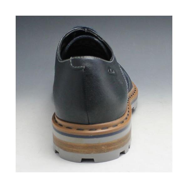 クラークス/Dargo Limit(ダーゴリミット)/411E (ネイビー)/26110286/メンズ 靴|essendo|05