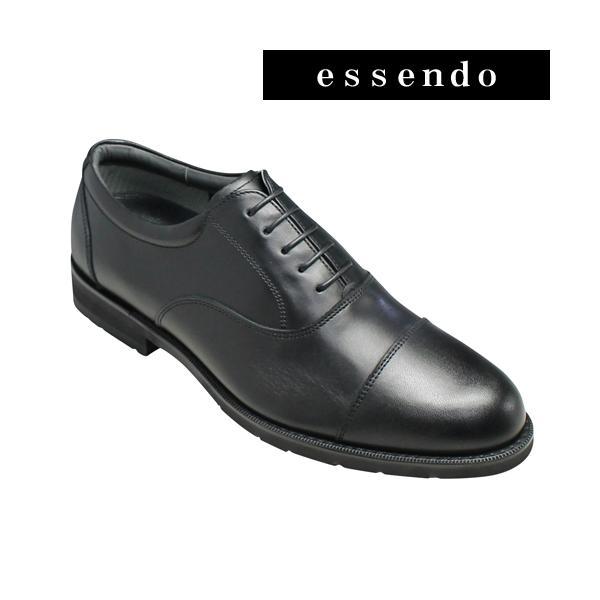 リーガル ゴアテックス(r)ファブリクス採用 ストレートチップ 32NR ブラック REGAL メンズ 靴|essendo