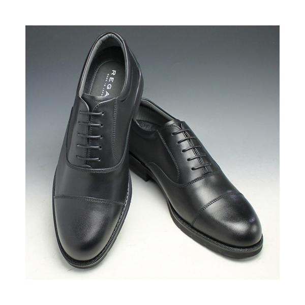 リーガル ゴアテックス(r)ファブリクス採用 ストレートチップ 32NR ブラック REGAL メンズ 靴|essendo|02