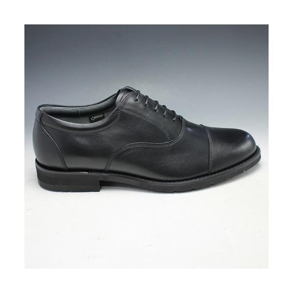 リーガル ゴアテックス(r)ファブリクス採用 ストレートチップ 32NR ブラック REGAL メンズ 靴|essendo|03