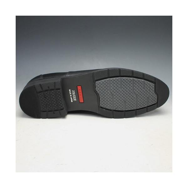 リーガル ゴアテックス(r)ファブリクス採用 ストレートチップ 32NR ブラック REGAL メンズ 靴|essendo|06