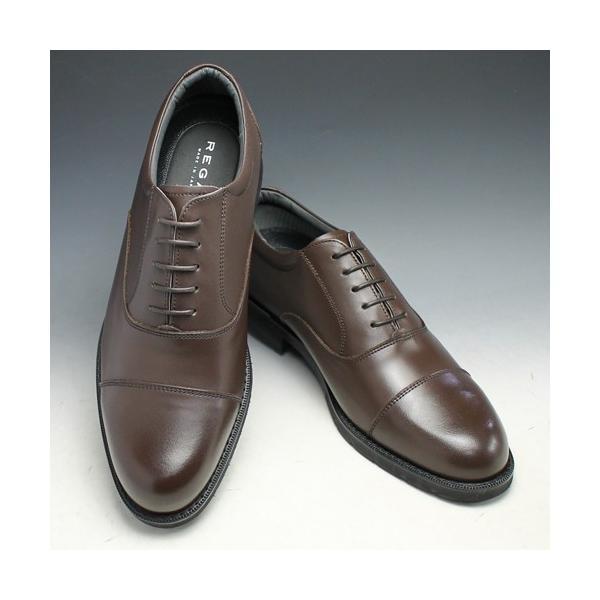 リーガル ゴアテックス(r)ファブリクス採用 ストレートチップ 32NR ダークブラウン REGAL メンズ 靴|essendo|02