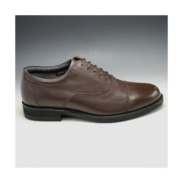 リーガル ゴアテックス(r)ファブリクス採用 ストレートチップ 32NR ダークブラウン REGAL メンズ 靴|essendo|03