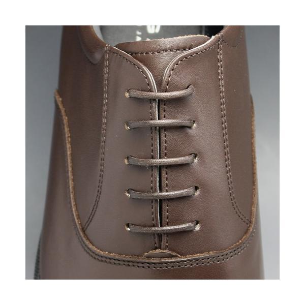 リーガル ゴアテックス(r)ファブリクス採用 ストレートチップ 32NR ダークブラウン REGAL メンズ 靴|essendo|04