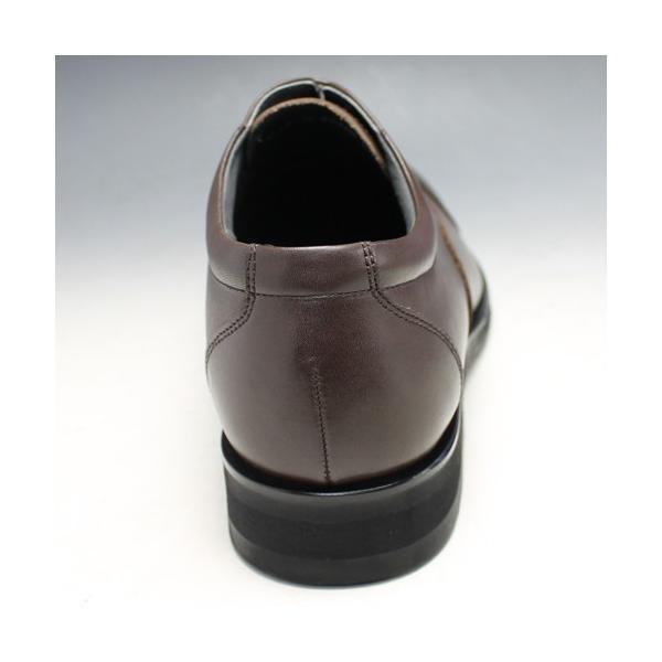 リーガル ゴアテックス(r)ファブリクス採用 ストレートチップ 32NR ダークブラウン REGAL メンズ 靴|essendo|05