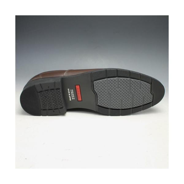 リーガル ゴアテックス(r)ファブリクス採用 ストレートチップ 32NR ダークブラウン REGAL メンズ 靴|essendo|06