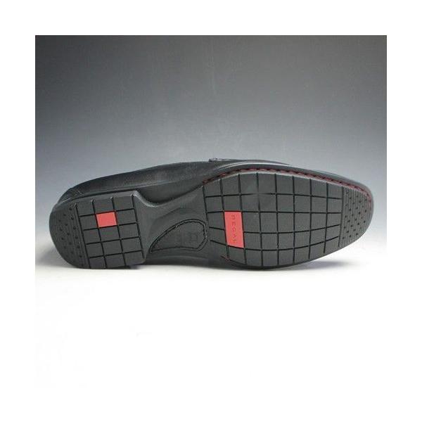 リーガル/ビジカジシューズ スリッポン(ドライビング)/57HR/ ブラック/ビット/メンズ 靴|essendo|06
