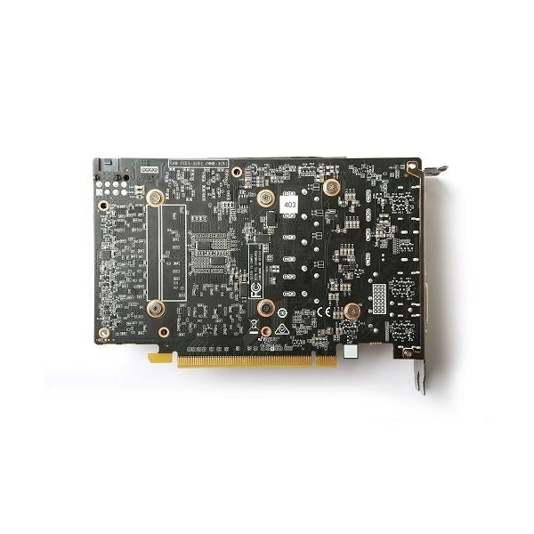 ZOTAC GeForce GTX 1060 3GB Mini グラフィックスボード VD6137 ZTGTX1060-3GD5Mini01|essentialstore|06