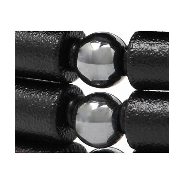 コアフォース COREFORCE コアフォースループ ブラック ヘマタイト 70cm BK_70|essentialstore|02
