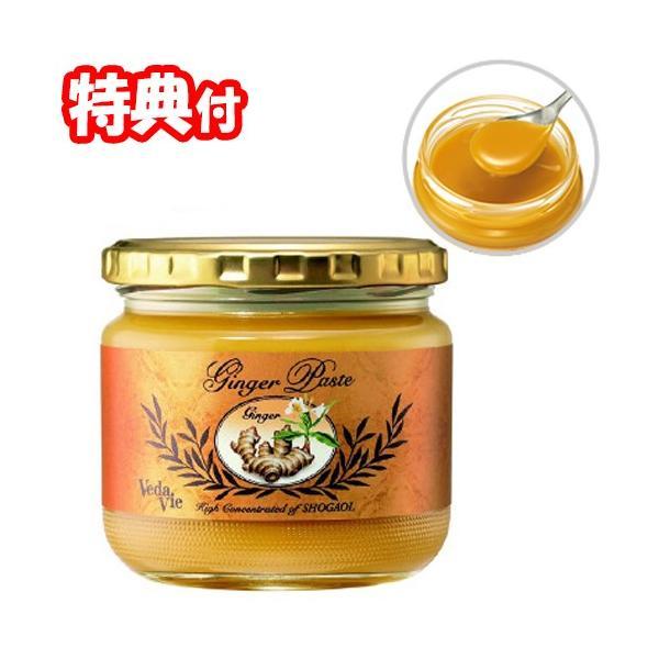 《クーポン配布中》ヴェーダヴィ ジンジャーペースト 336g  ショウガペースト 瓶入り 生姜ペースト 生姜汁 日本製