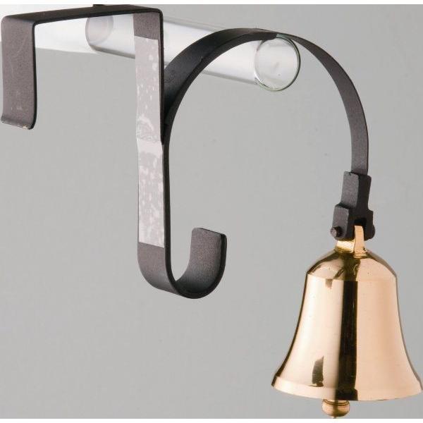 ドアベル ドアチャイム ドアベル ブラケット 真鍮 装飾雑貨 取付け簡単|estoah