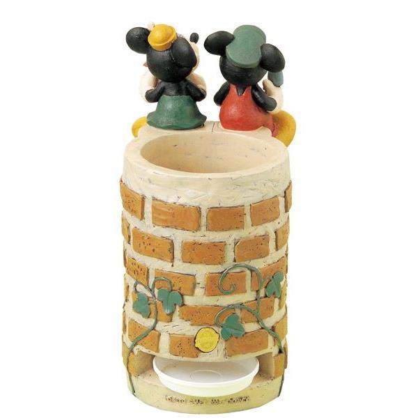 傘立て かさ立て ディズニー ミッキーマウスとミニーマウス 受け皿付き  ガーデンニング雑貨|estoah|02