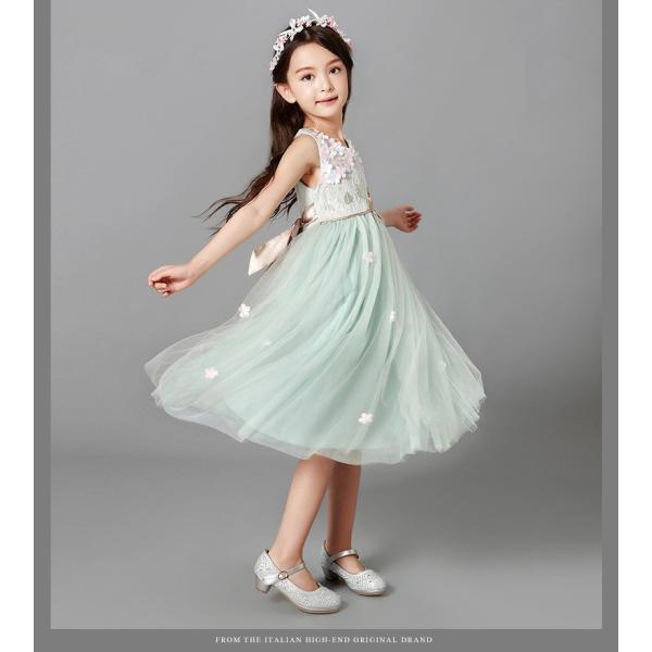 a8c72f17c77fd 限定セール 子供 ドレス 七五三 ドレス フォーマル 発表会 結婚式 演奏会女の子ワンピース ピアノ ...