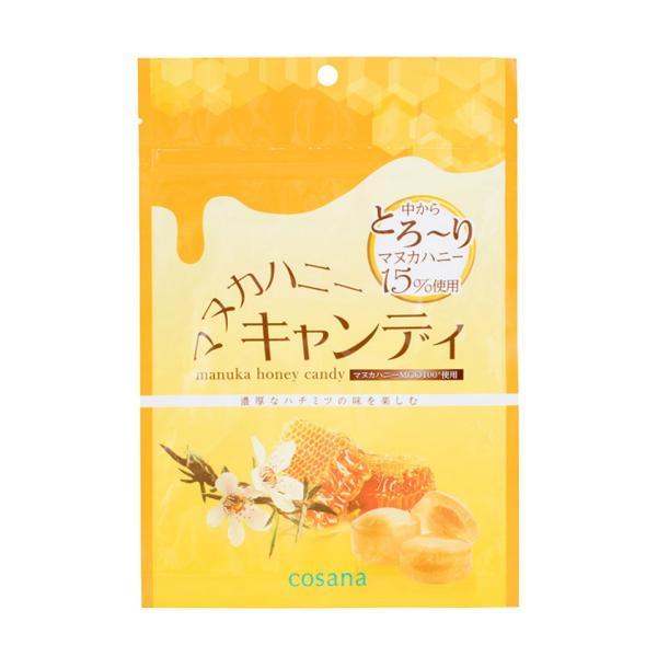 マヌカハニーキャンディ 83g 個包装 10袋セット マヌカハニーMGO100+配合 コサナ