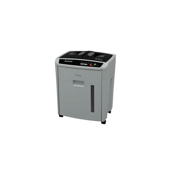 アイリスオーヤマ オートフィードシュレッダー A4・150枚自動細断 業務用 クロスカット 静音  ホッチキス対応 CD・DVD・カード対応 AFS-150C-H