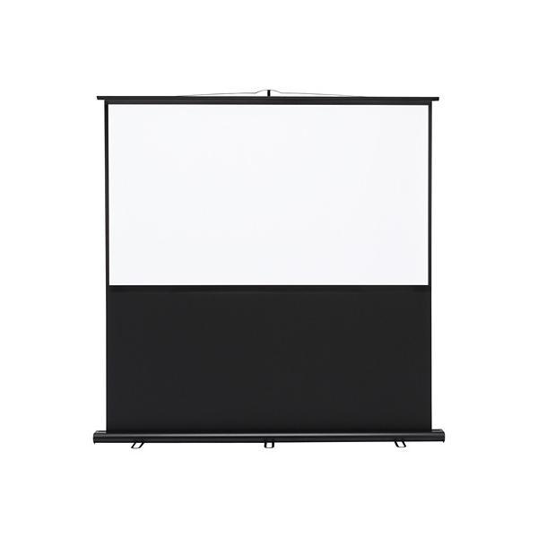サンワサプライ プロジェクタースクリーン(床置き式) PRS-Y70HDの画像