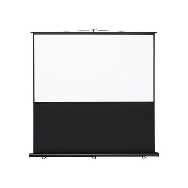 サンワサプライ 80インチ/自立/スプリング PRS-Y80HD ブラックの画像